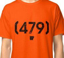 Area Code 479 Arkansas Classic T-Shirt