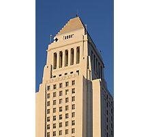 Los Angeles City Hall Photographic Print
