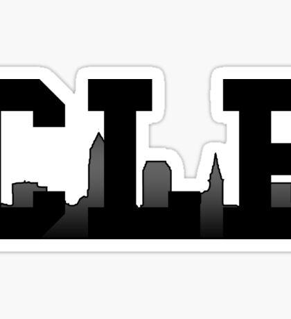 CLE - Skyline Sticker