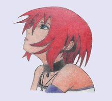 Kingdom Hearts - Kairi by ReadingBeauty