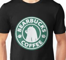 Bearbucks Coffee Unisex T-Shirt