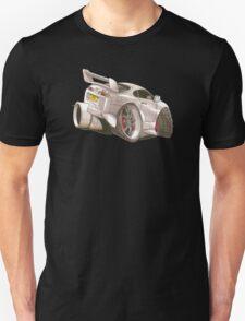 Toyota Supra Rear Caricature Unisex T-Shirt