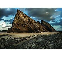 Elephant Rock, Gold Coast Photographic Print