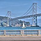 Bay Bridge by Diego Re