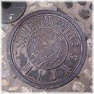 Circle-Square Saneamiento Mijas, España by Allen Lucas