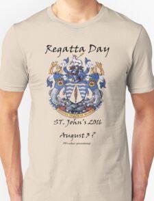 Regatta Day 2016 - bigger  Unisex T-Shirt