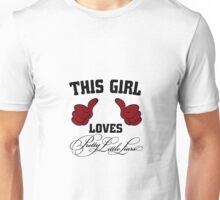 This Girl Loves Pretty Little Liars Unisex T-Shirt