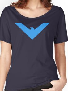 Nightwing - Rebirth Women's Relaxed Fit T-Shirt