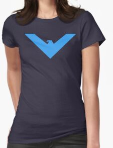 Nightwing - Rebirth Womens Fitted T-Shirt