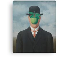 The Great War - René Magritte Canvas Print