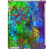 spider web iPad Case/Skin