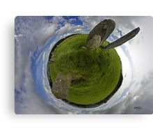 Beltany Stone Circle, Donegal Canvas Print