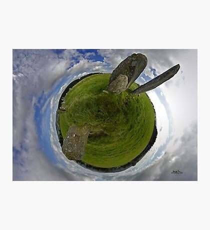 Beltany Stone Circle, Donegal Photographic Print