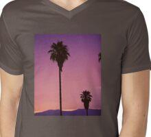 California Palms Mens V-Neck T-Shirt