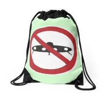 Alien Drawstring Bag