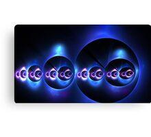 Oceanic Spheres Canvas Print