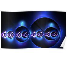 Oceanic Spheres Poster