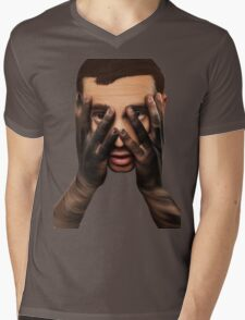 Tyler Joseph (black) Mens V-Neck T-Shirt