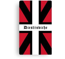 Diestroviche Flag Canvas Print