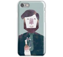 First date iPhone Case/Skin