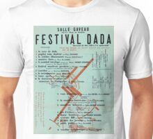 Dada Poster - Creative Commons Unisex T-Shirt