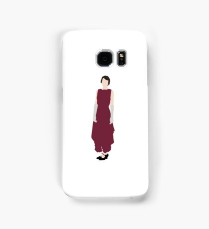 Lady Mary - Downton Abbey Samsung Galaxy Case/Skin
