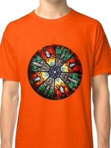 Stained glass window Classic T-Shirt