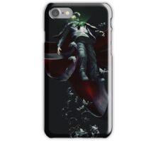 The Dark(est) night(mare) iPhone Case/Skin