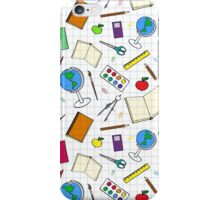 School supplies  iPhone Case/Skin
