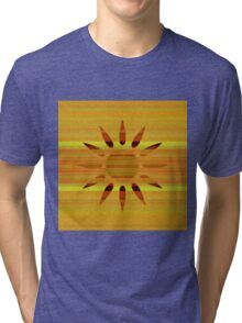 Sunrise, Sunset Tri-blend T-Shirt