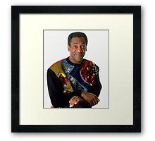 Cosby Framed Print