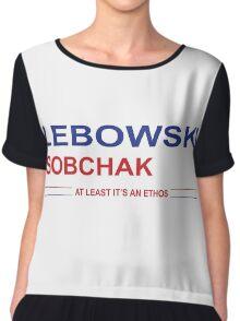 Lebowski Sobchak 2016 Chiffon Top