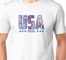 USA Rocks T-Shirt Unisex T-Shirt