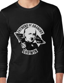 Fathers of Anarchy - William Godwin Long Sleeve T-Shirt