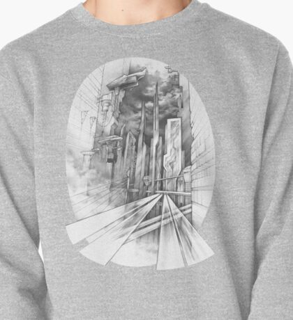 City of the Future Pullover