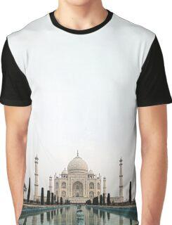 Taj Mahal Graphic T-Shirt