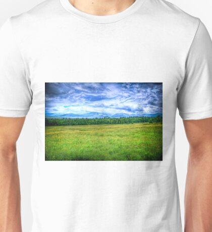 Canon Mountains Unisex T-Shirt