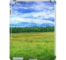 Canon Mountains iPad Case/Skin