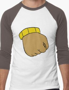Arthur's Fist Men's Baseball ¾ T-Shirt