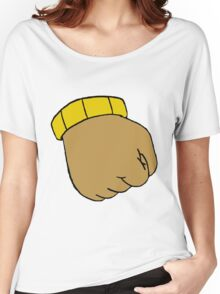 Arthur's Fist Women's Relaxed Fit T-Shirt