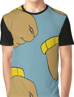 Arthur's Fist Graphic T-Shirt