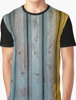 abstract grunge wood texture background Graphic T-Shirt