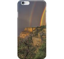Summer Storm at the South Rim  iPhone Case/Skin
