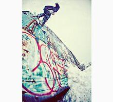 Urban Snowboarding in Plymouth Unisex T-Shirt