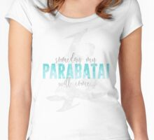 Parabatai  Women's Fitted Scoop T-Shirt