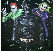 Gotham by Jordy Coyle