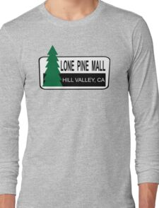 Lone Pine Mall - Back To The Future Long Sleeve T-Shirt