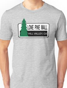 Lone Pine Mall - Back To The Future Unisex T-Shirt