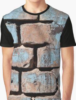 brick wall texture Graphic T-Shirt