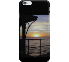 Brighton Jetty Sunset - Victoria - Australia iPhone Case/Skin
